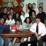 A casa di Giorgia, Carmen, Massy e Nicolò