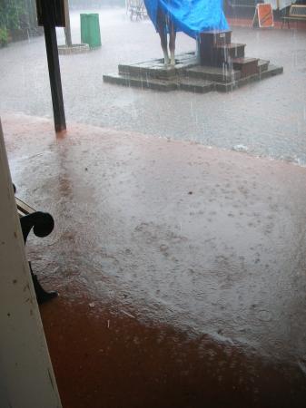 Pioggia al Punto foto